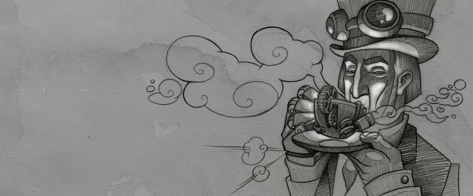 Dibujante ilustrador
