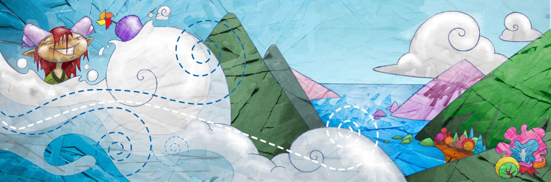 Creatical; Koo y los Pastores de Nubes