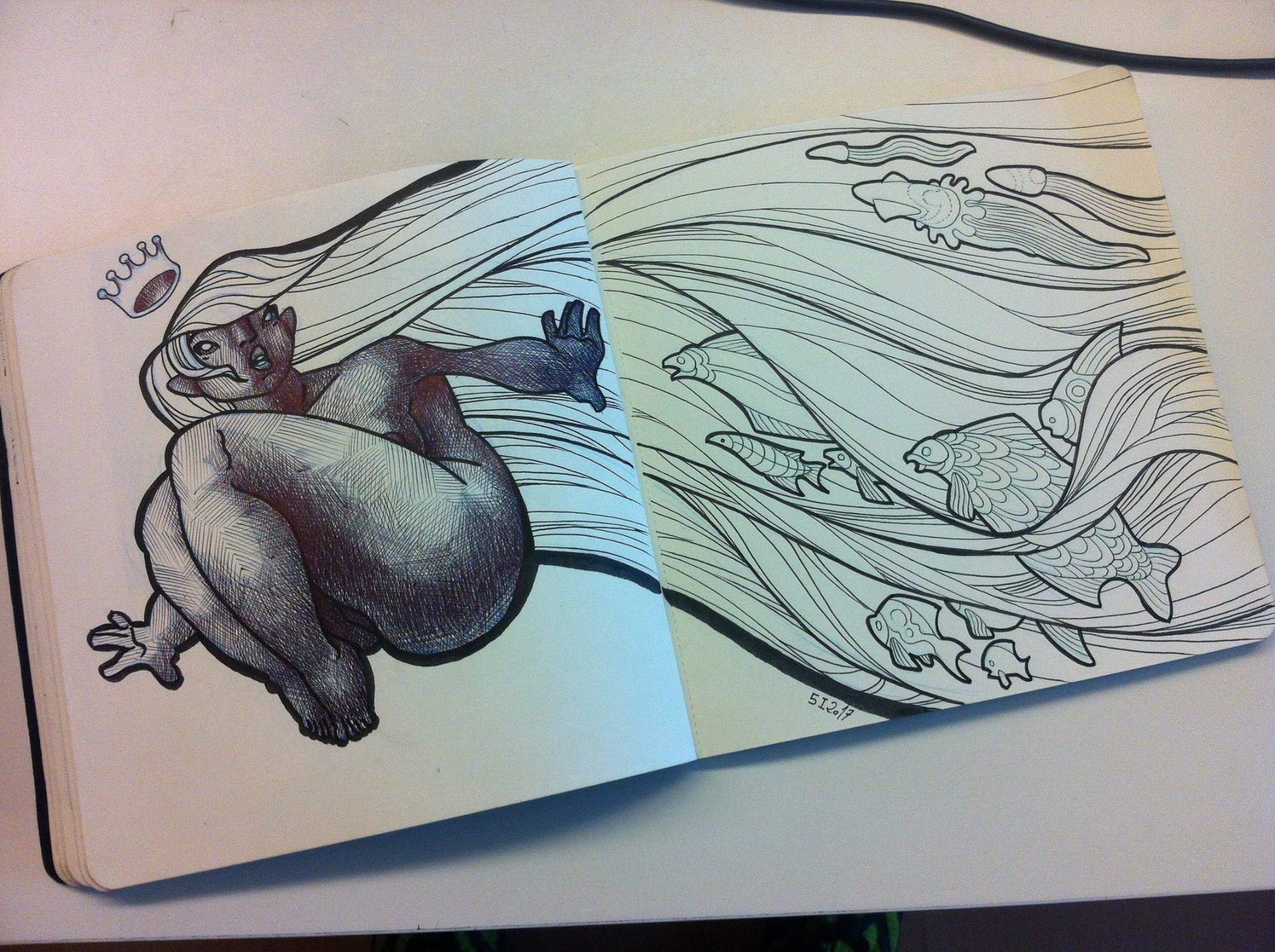 Creatical; Moleskine